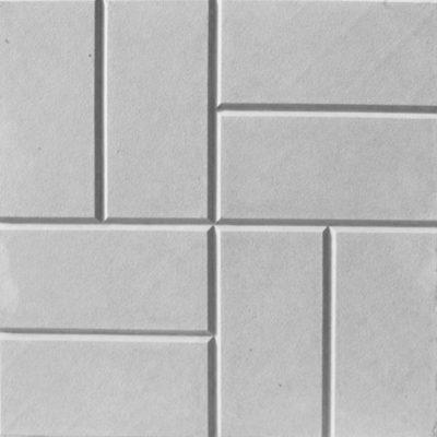 """Тротуарная плитка из бетона """"Восемь кирпичей"""""""