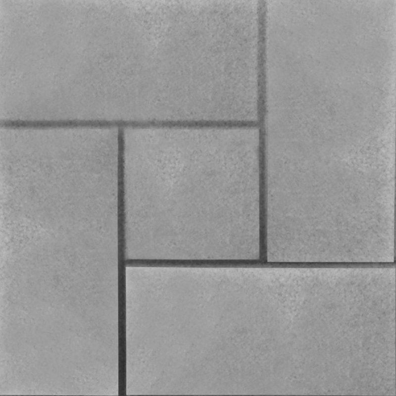 """Тротуарная плитка из бетона """"Калифорния"""""""